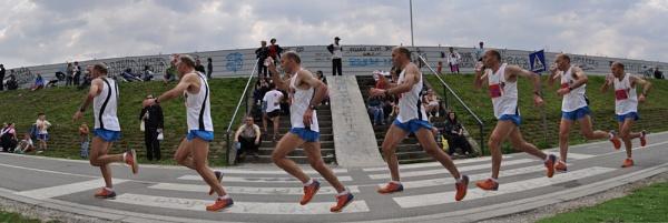 marathon runner multiplicity