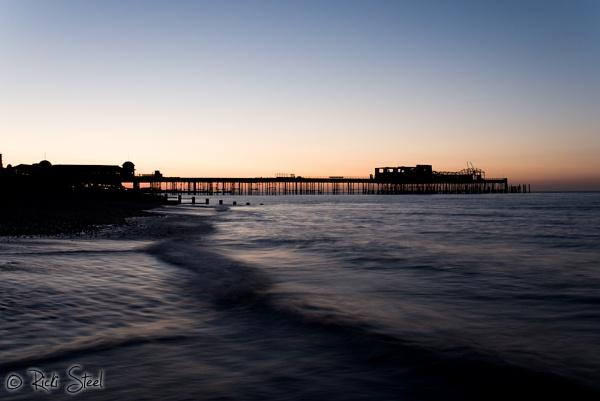 Ghost Pier by debug