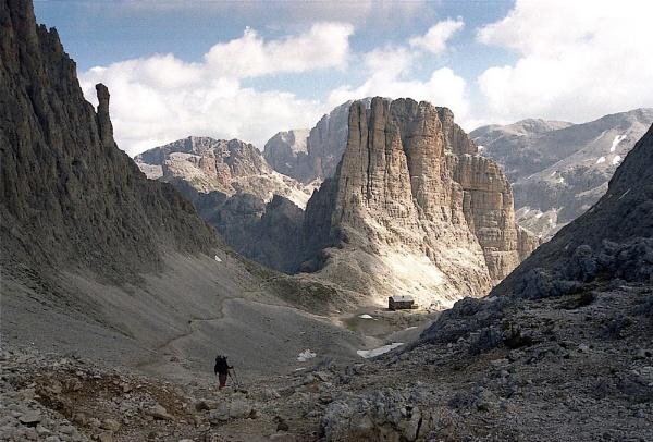 Cattenacio Dolomites by caulfid2