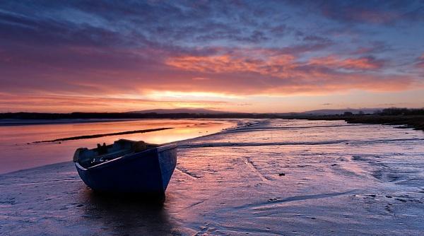 Dawn at Glasson Dock by geffers7