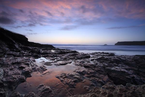Polzeath, Cornwall by chrissp26