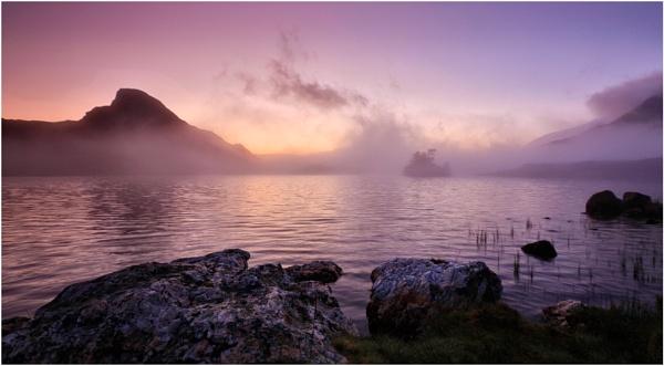 Violet Mist... by Scottishlandscapes