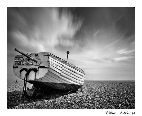 Viking - Aldeburgh by angej