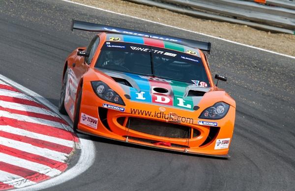 Ginetta Racing by gregbarker