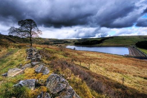Calf Hey, Rossendale, Lancashire.... by Moey