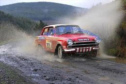 Mk1 Cortina Bulldog Rally