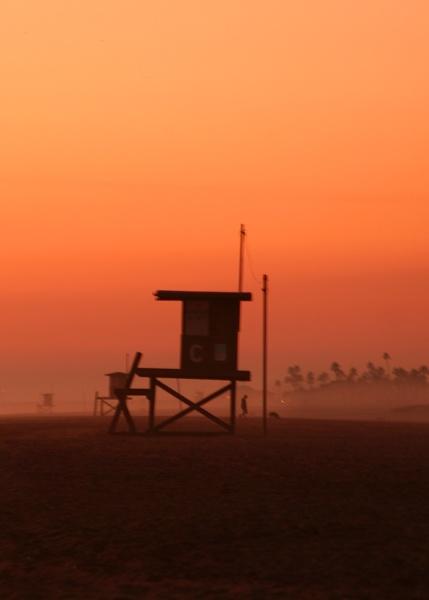 Beech Sun Set by eagleheadphotos