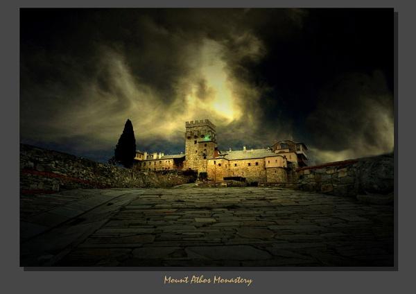 Monastery by WimdeVos