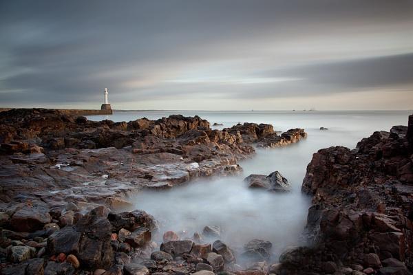 Early Morning, Aberdeen by Mstphoto