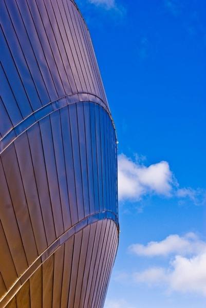 IMAX BUILDING GLASGOW by Natzdad