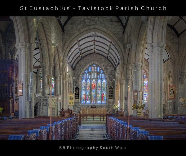St Eustachius\' Church - Tavistock by CanonBenny