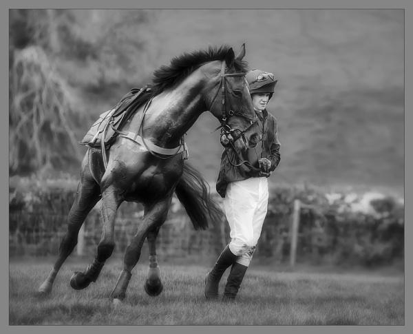 DISMOUNTED JOCKEY by Imagephotographics