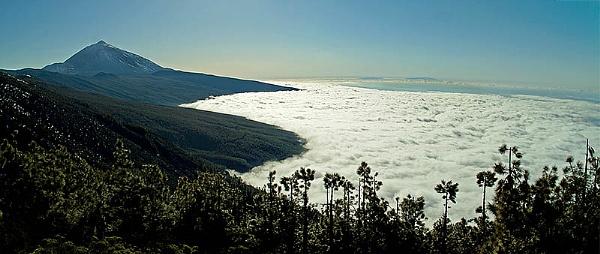Pico de Teide Tenerife Canary Islands Spain