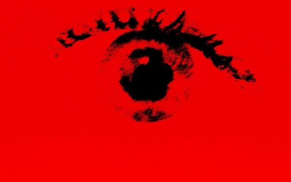 Red Eye Much? by Lizzie_x