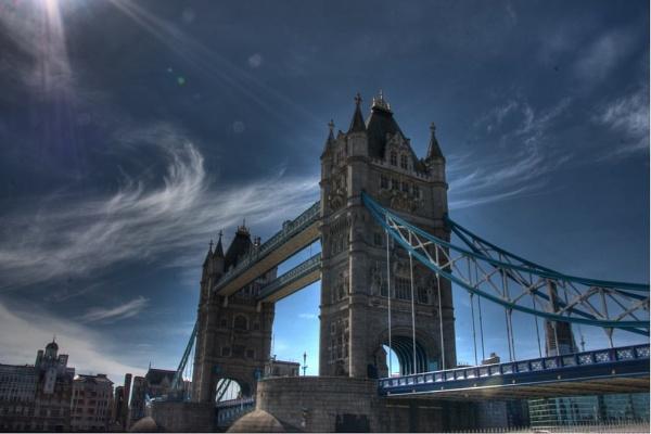 Tower Bridge by lianna