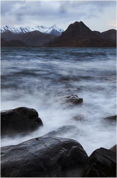 Loch Scavaig, Skye by Phil32