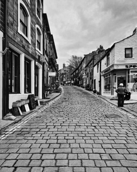 Haworth main street by Focus_Man