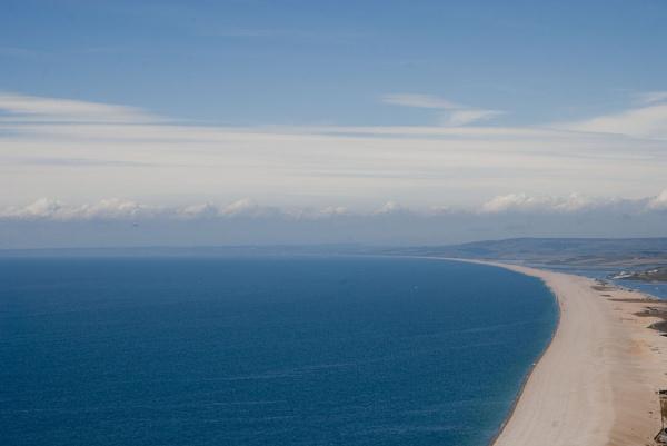 Chesil beach  Dorset by suekib