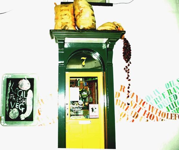 Health shop by suekib