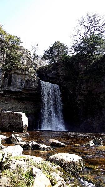 Ingleton Water falls.2 by Rockhopper350