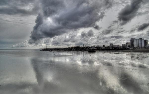 Caspian sea by HamedKhazaei