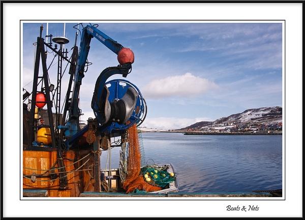 Boats & Nets by Adrian_Reynolds