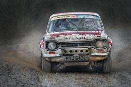 Mud splash and gears