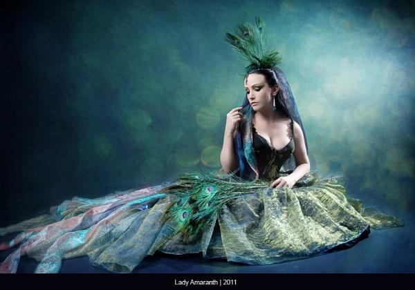 Peacock by Taya