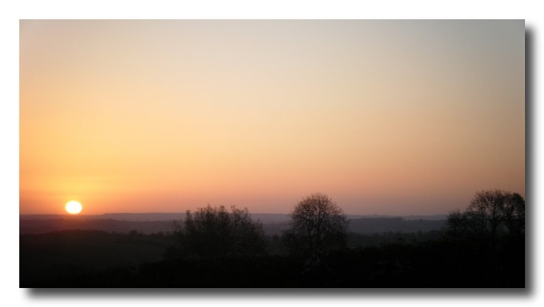 Severn Valley Sunrise by dharker