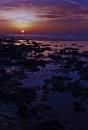 sunset by dazloz
