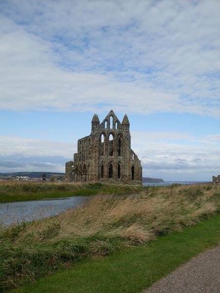 Whitby abbey by riffusraffus
