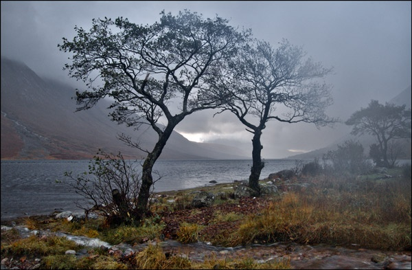 Loch Etive by waineswitch