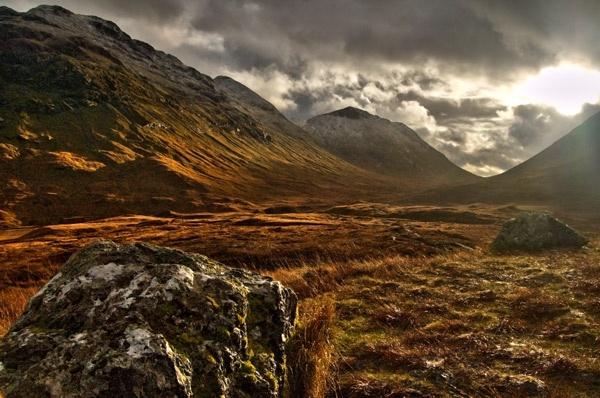 Glen Coe by waineswitch