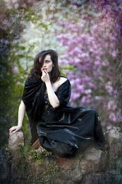 Black dress ;)