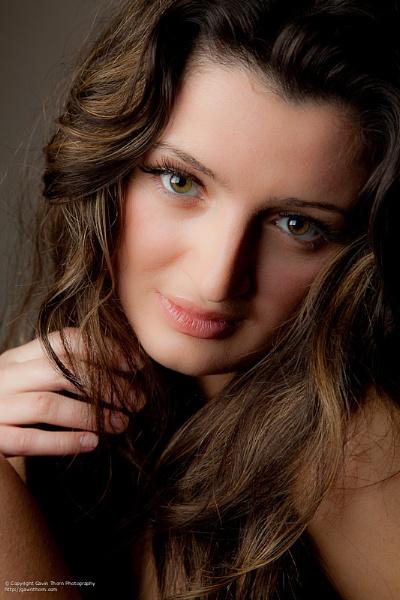 Beauty portrait - Elgerta by theLightMatters