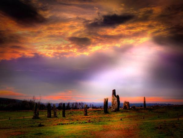 Standing Stones by pauldawn