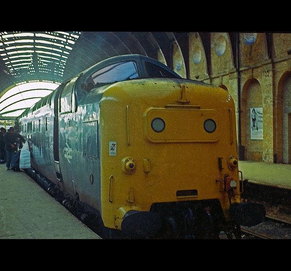 York Memories by Rob66
