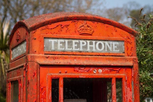 Phone box by mrpjspencer