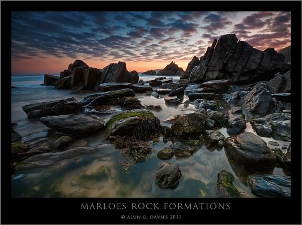 Marloes by Moonlight by Tynnwrlluniau