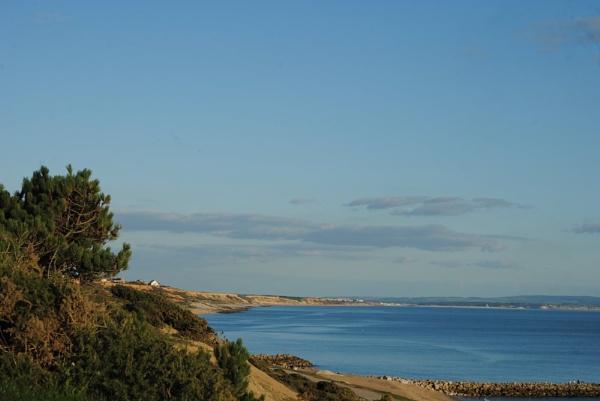 View across the sea by suekib