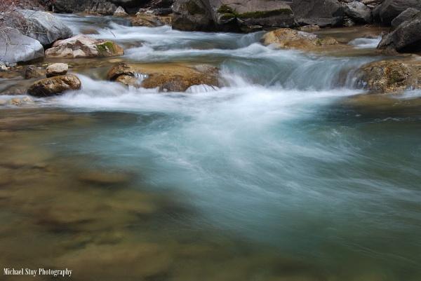 American Fork River, Utah by BenNevis