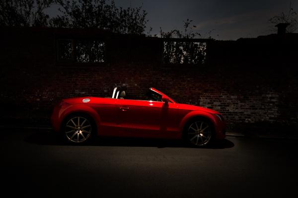 Audi TT Convertable TSFI by fletchphoto