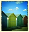 Beach huts, old style by timbo at 21/04/2011 - 11:40 AM