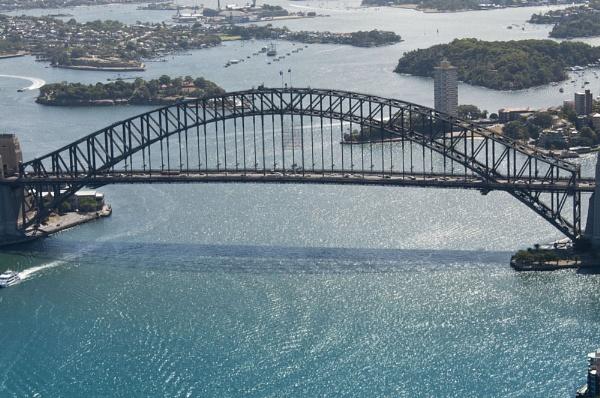 Iconic Bridge by redpuma
