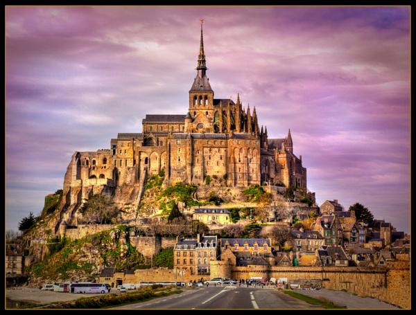 Mt St Michel by pauldawn
