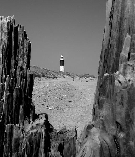 Spurn Lighthouse by chazcherry