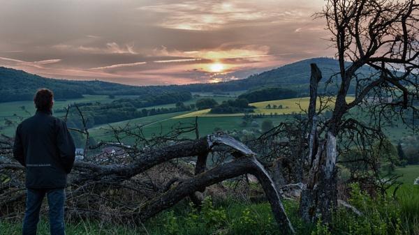 Jesse Sunrise by mlseawell