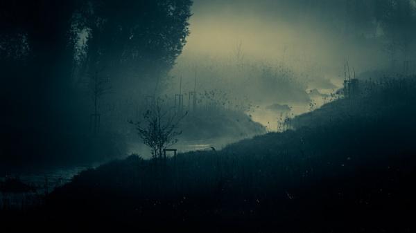 Eerie glow by mlseawell