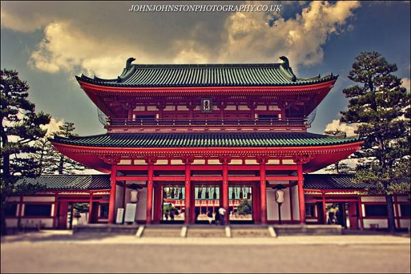 Japan - Kyoto by JohnJohnstonPhotography