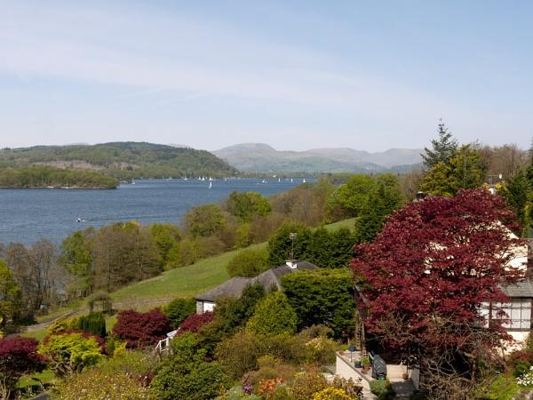 Lake Windermere Cumbria by legoff